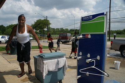Ann Wolfe Boxing - Car Wash