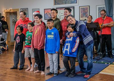2019 Halau Christmas Party