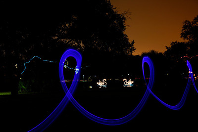 Light Painting 09 Dec 2013