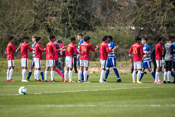 Garuda Select XI  vs Reading U17s - 17th April 2019