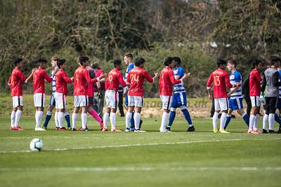 Garuda Select XI  vs Reading U17s - 17th April 2019