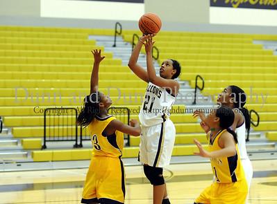 2010-12-03 - Everman v Timber Creek (Girls Basketball)