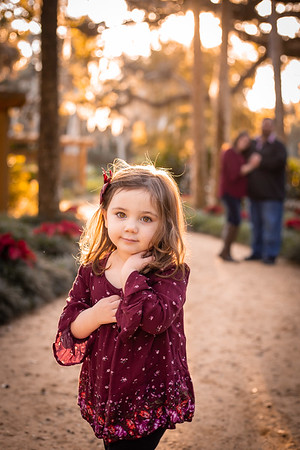 Cumiskey Family Photoshoot 12/4/18