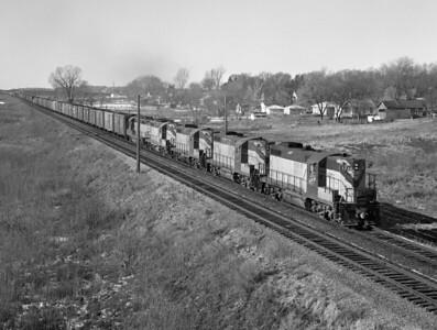 C&NW—Diesel Locomotives/Trains