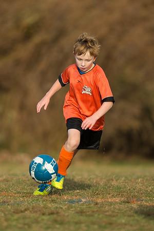 November | Christopher & Colin's Soccer Games