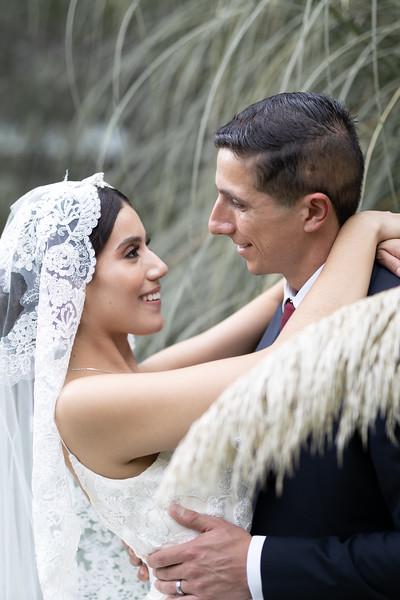 Mrs. and Mr. Gallardo