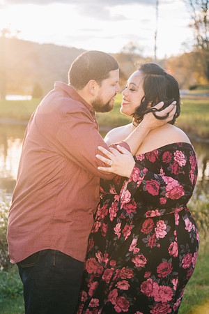 Melissa & Noah's Engagement Session