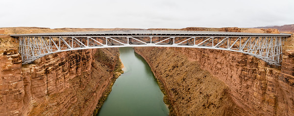 Lees Ferry and Navajo Bridge