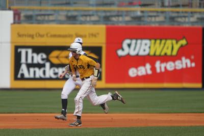 05-01-15 Northview vs Napoleon Varsity Baseball @ 5th Third