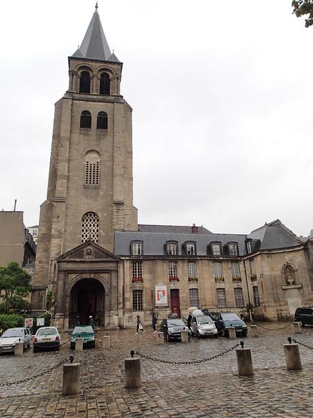 Paris, France: Notre Dame, Luxembourg Gardens, Pantheon, St. Etienne Du Mont - June 2016