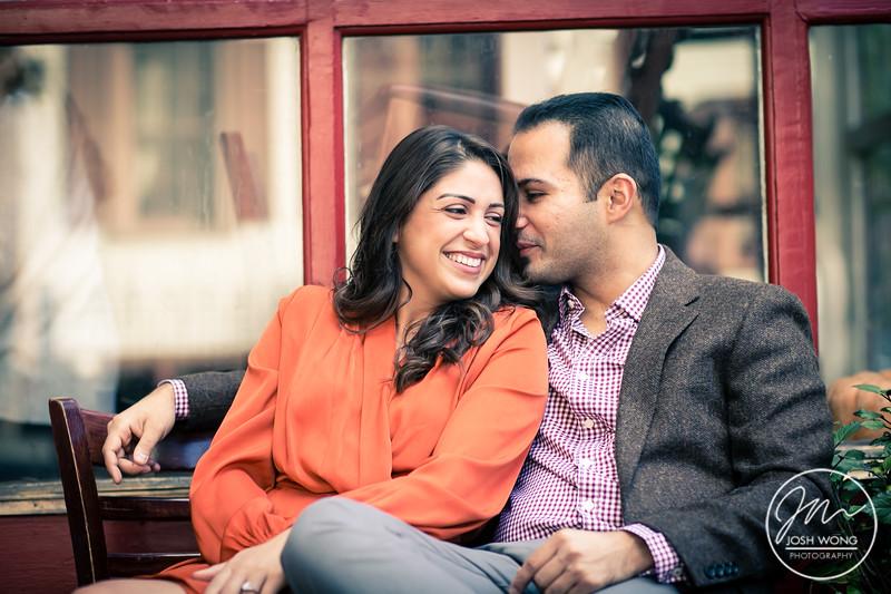 Monica and Vishal
