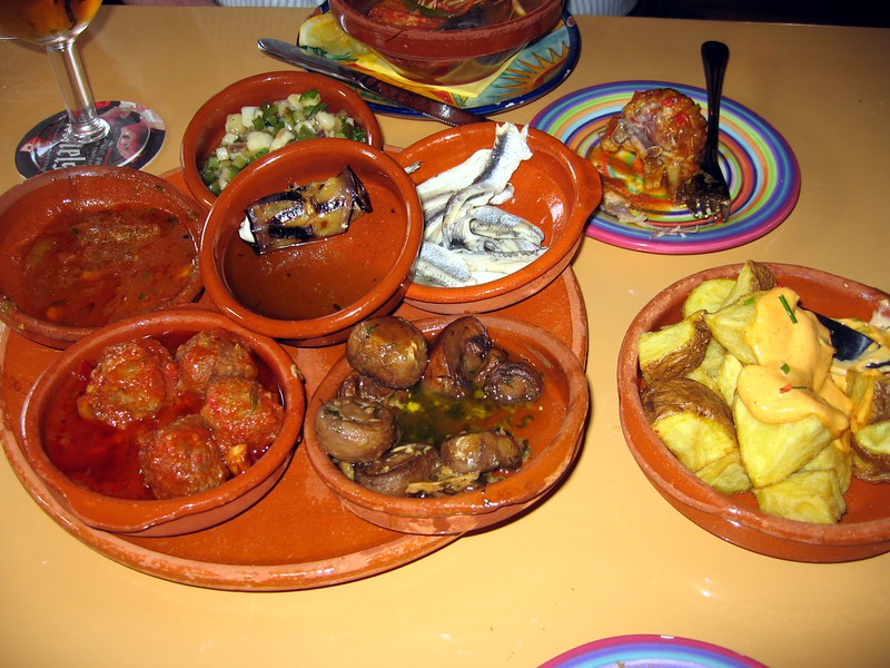 Tapas in The Hague