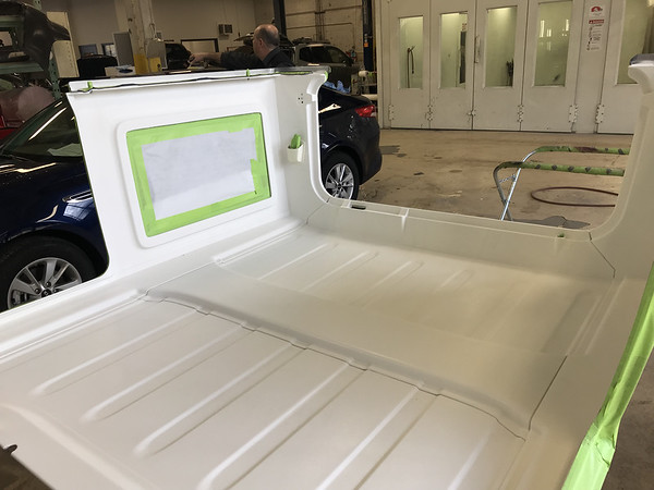Painting Hard Top