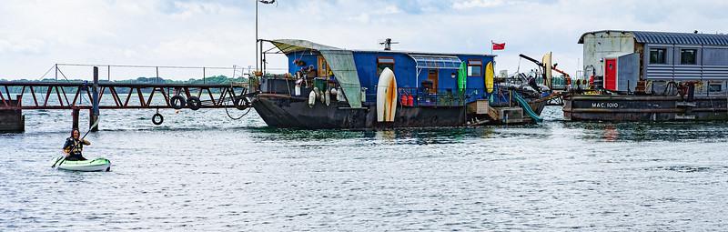 Salt Cafe Wicor Marine
