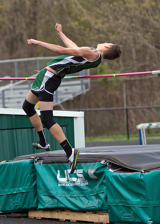 Lenape Valley Regional @ Hopatcong Track and Field