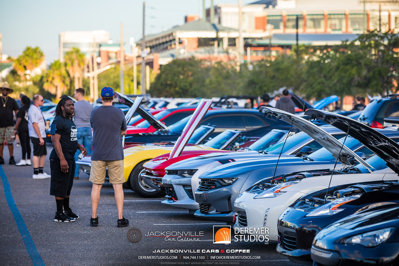 2019 Jax Cars and Coffee at TIAA Field 113A - Deremer Studios LLC