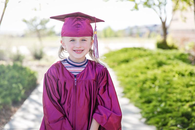 VRA Graduation Emma