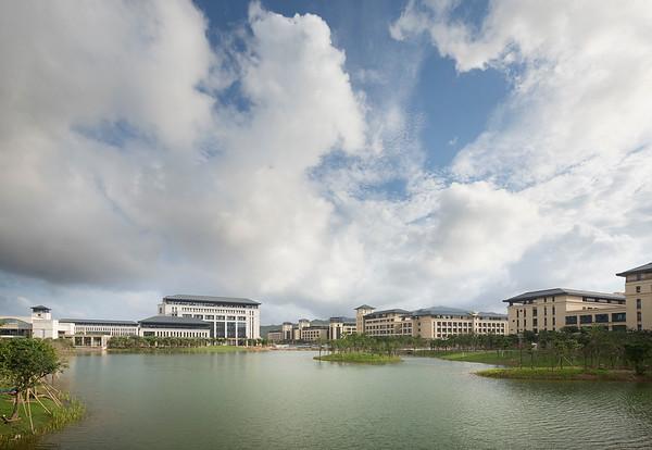 University of Macau Hengqin Campus