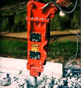 H8XA | Hydraulic Hammer