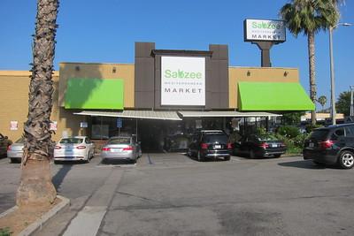 Sabzee Market (Encino)
