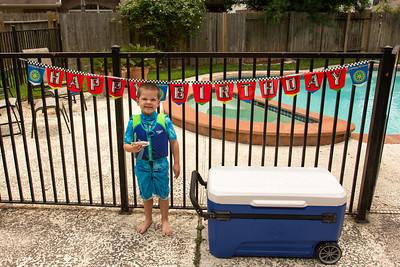 Caden's 4th Birthday