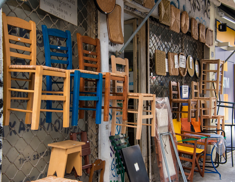 Shop in the Plaka