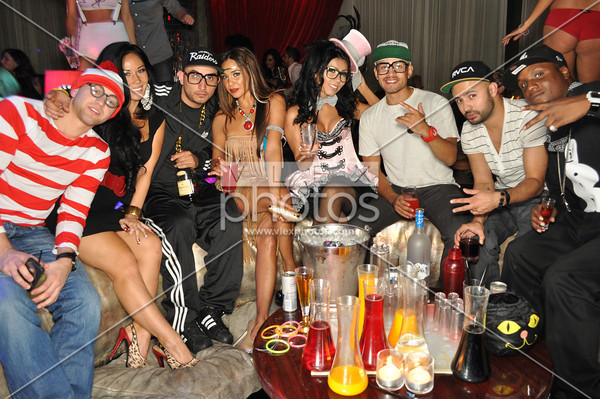 WMB3D Halloween Party 10.26.11