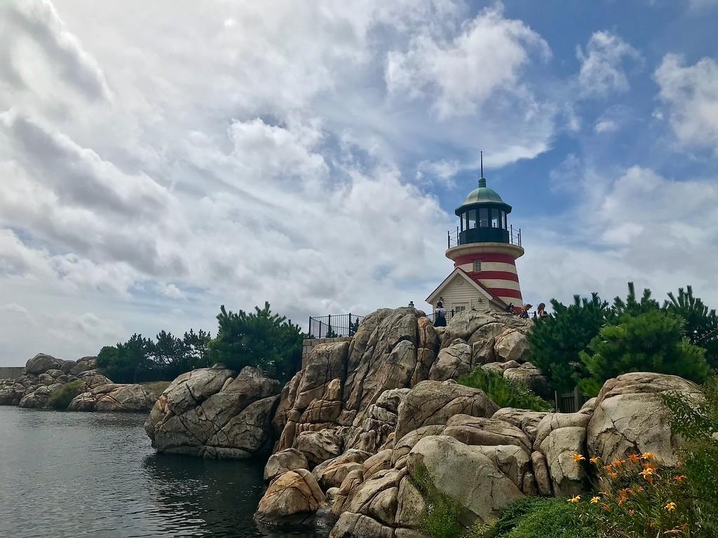 Lighthouse near 'Cape Cod.'