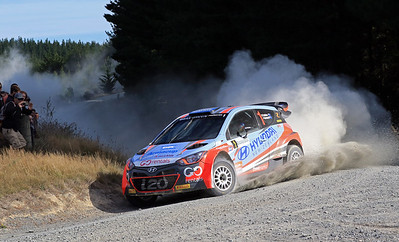 Rally Otago 2016 - NZRC and Allcomers