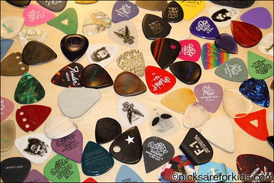 Picks Are For Kids