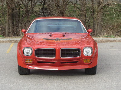 Sold-1973 SD-455 Trans Am for sale