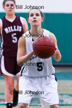 G V Basketball Millis v Westwood 1_31_12