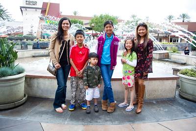 Family Day:  April 7, 2015