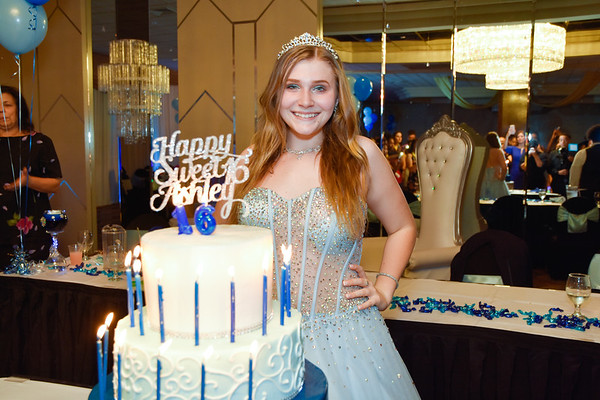 Ashley's Sweet 16