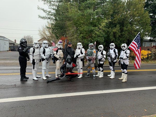 33rd Annual Lough Legacy Veterans Parade - Vancouver