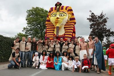 Bloemencorso 2007 - Groepsfoto's