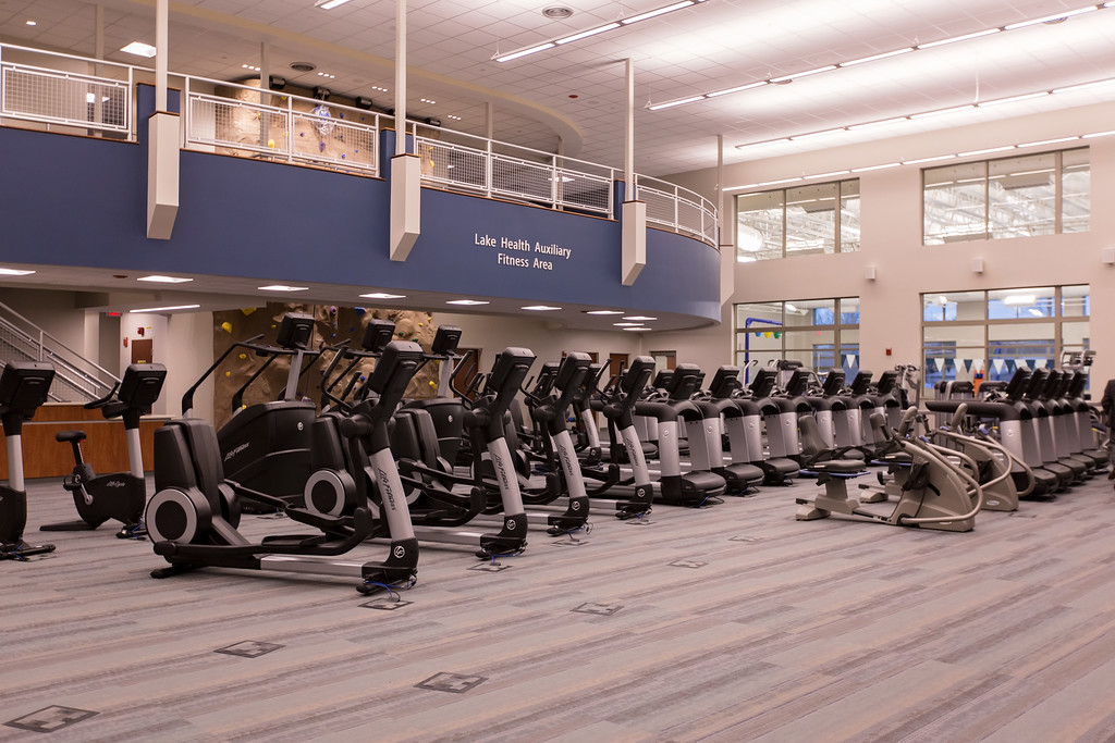 . The Lake Health Mentor Wellness Campus (Carrie Garland - The News-Herald)