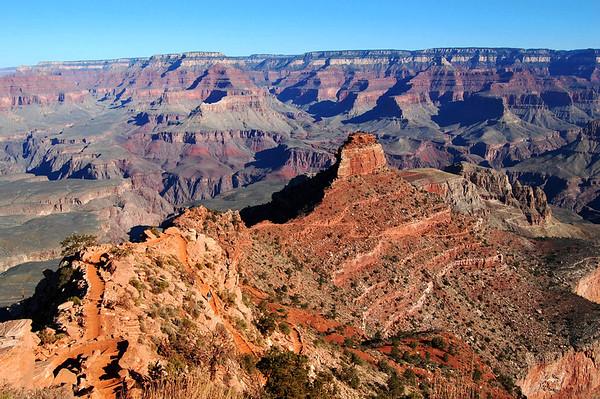Grand Canyon Hike - Day 1