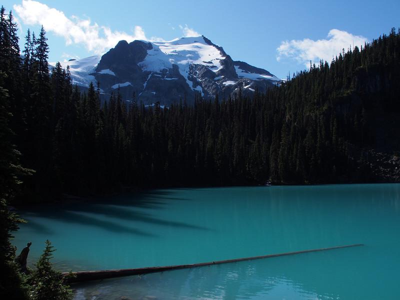 Middle (2nd) Lake - Joffrey Lakes trail