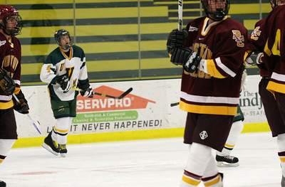 UVM vs Boston College Hockey