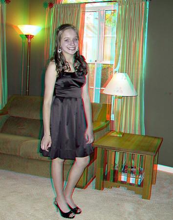 Elean's 8th Grade Grad Dance - 3D