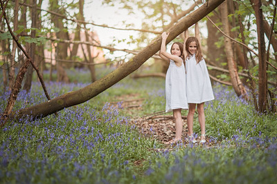 2018 - Family Norwood bluebell shoot 008