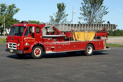 McMillian Fire Department