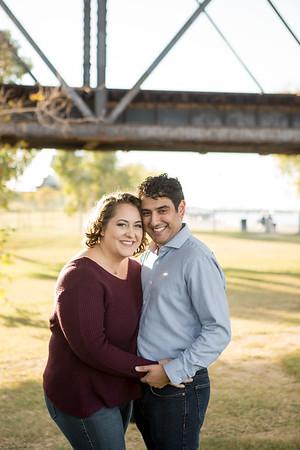Krista and Daniel