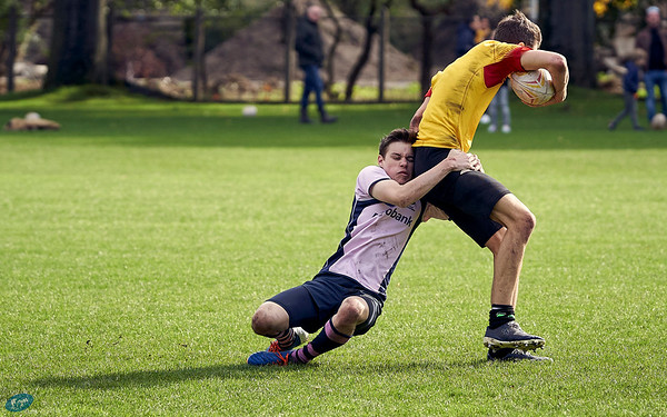 10-10-2020 - Rams vs Pink Panthers (Jnioren U16)