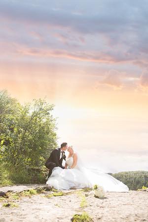 April and Jeff Wedding