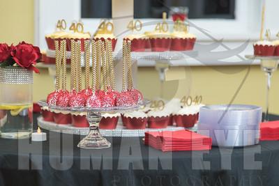 40th Birthday Party for Jada Hubbard