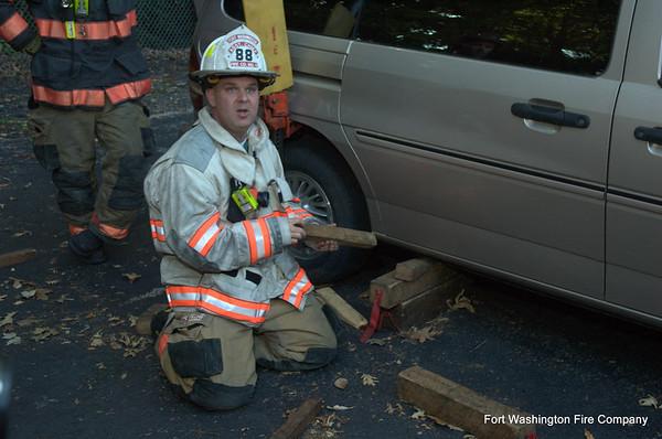 Rescue Drill - 13 June 2011