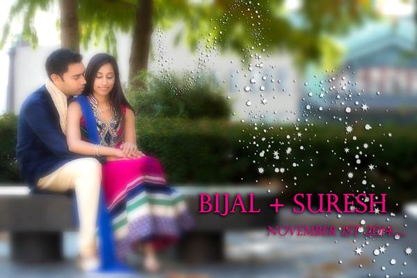 Bijal + Suresh
