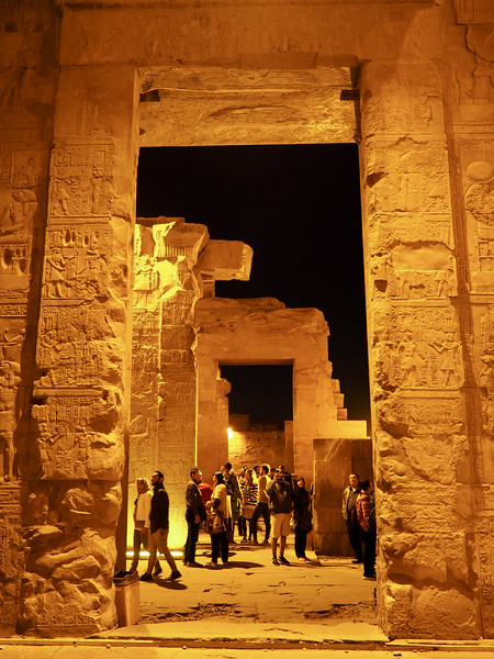 Temple of Kom Ombo in Egypt